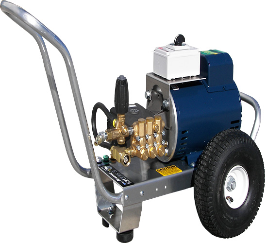 Landa cold water electric pe series pressure washer for Industrial motors burlington iowa